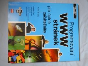 náhled knihy - Programování www stránek, pro úplné začátečníky