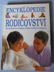 náhled knihy - Encyklopedie rodičovství : těhotenství, porod, péče o dítě, výchova