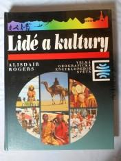 náhled knihy - Lidé a kultury - Velká geografická encyklopedie světa