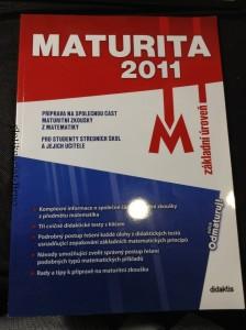 náhled knihy - Maturita 2011 - M : základní úroveň