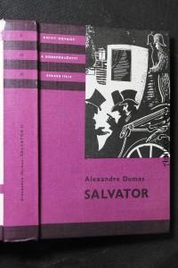 náhled knihy - Salvator sv. II