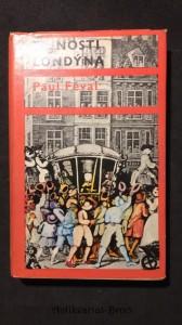 náhled knihy - Tajnosti Londýna 1. díl