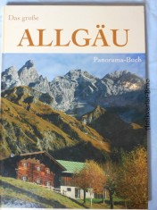 náhled knihy - Das große Allgäu: Panorama Buch