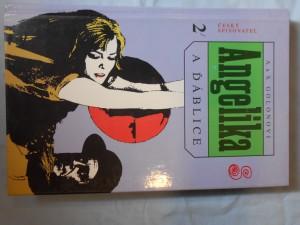 náhled knihy - Angelika a ďáblice. 1