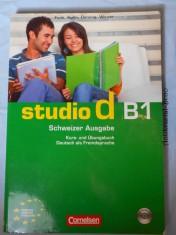náhled knihy - Studio d B1