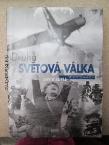náhled knihy - Druhá světová válka ve fotografiích