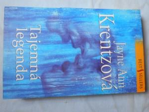 náhled knihy - Tajemná legenda
