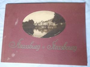 náhled knihy - Strasburg Strasburg
