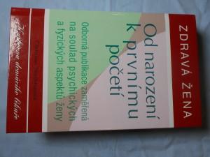 náhled knihy - Zdravá žena : od narození k prvnímu početí