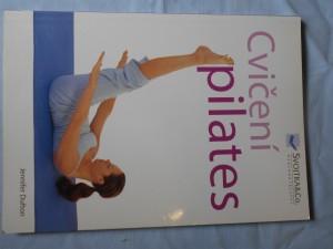 náhled knihy - Cvičení pilates
