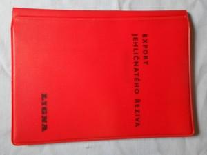náhled knihy - Export jehličnatého řeziva