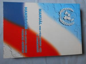 náhled knihy - Manuál pro příslušníky AČR v zahraničí = Handbook for Czech Armed forces abroad