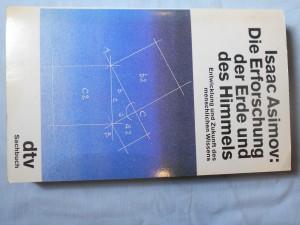 náhled knihy - Isaac Asimov: Die Erforschung der Erde und des Himmels