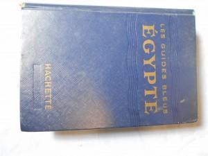 náhled knihy - Les Guides bleus Égypte