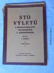 náhled knihy - Sto výletů z Hradce Králové polodenních a jednodenních