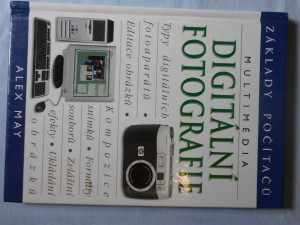 náhled knihy - Digitální fotografie