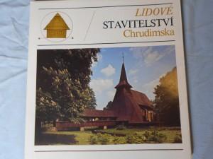 náhled knihy - Lidové stavitelství Chrudimska