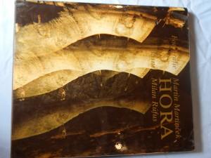 náhled knihy - Hora: Fotografie Martin Martíneček, básně Milan Rúfus