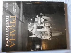 náhled knihy - Praha - matka měst