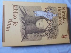 náhled knihy - Dobře utajené housle ; Jablko je vinno