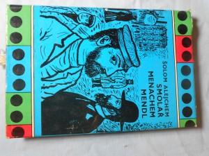 náhled knihy - Smolař Menachem Mendl
