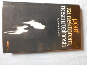 náhled knihy - Pouť za nektarem nesmrtelnosti
