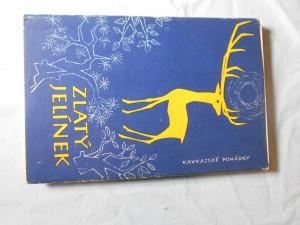 náhled knihy - Zlatý jelínek