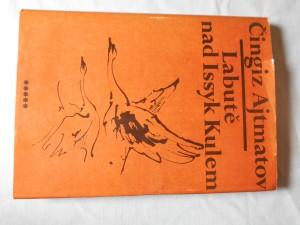 náhled knihy - Labutě nad Issyk Kulem