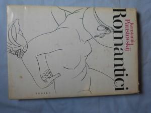 náhled knihy - Romantici