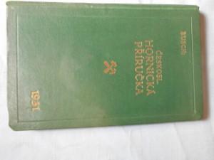 náhled knihy - Českosl. hornická příručka 1931