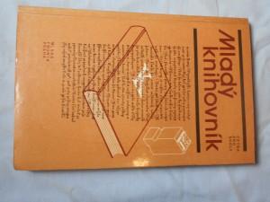 náhled knihy - Mladý knihovník