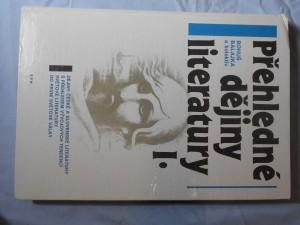 náhled knihy - Přehled dějin literatury I. (do 1. světové válka)