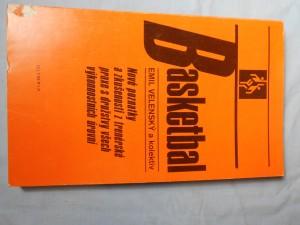 náhled knihy - Basketbal: Nové poznatky a zkušenosti z trenéské práce s družstvy všech výkonnostních úrovní