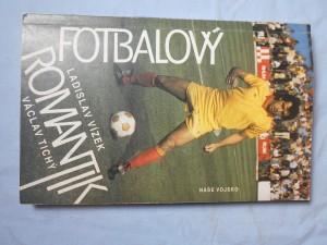 náhled knihy - Fotbalový romantik