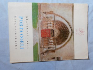 náhled knihy - Klášterní areál Porta coeli v Předklášteří u Tišnova