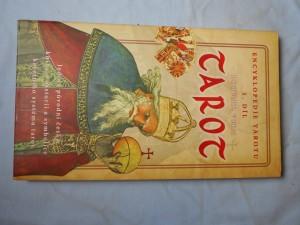 náhled knihy - Tarot : encyklopedie tarotu - 1. díl