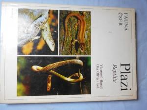 náhled knihy - Plazi = Reptilia