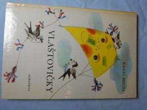náhled knihy - Vlaštovičky
