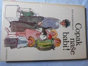 náhled knihy - Copak naše babi! : pro čtenáře od sedmi let