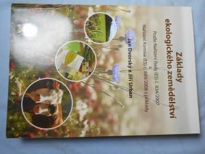 náhled knihy - Základy ekologického zemědělství : podle nařízení Rady (ES) č. 83