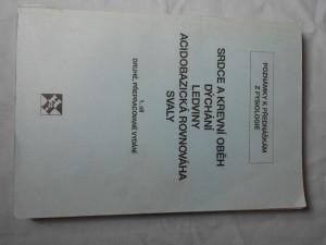 náhled knihy - Poznámky k přednáškám z fysiologie. Díl 1, Srdce a krevní oběh, dýchání, ledviny, acidobazická rovnováha, svaly