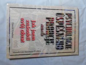 náhled knihy - Psychologie úspěšného prodeje, aneb, Jak jsem znásobil svůj obrat