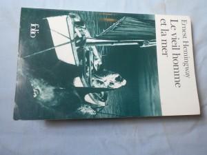 náhled knihy - Le vieil hoomme et la mer