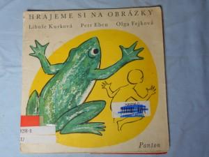 náhled knihy - Hrajeme si na obrázky : Obrázky, vyprávěnky a pohyblivé hrátky s hudbou pro nejmenší