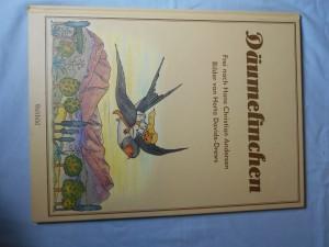 náhled knihy - Däumelinchen: Frei nach Hans Christian Andersen
