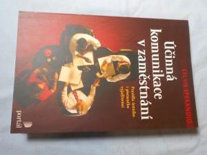 náhled knihy - Účinná komunikace v zaměstanání: Pravidla ústního i písemného vyjadřování