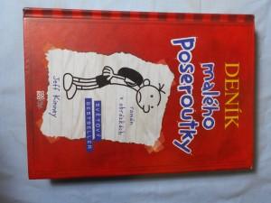 náhled knihy - Deník malého poseroutky