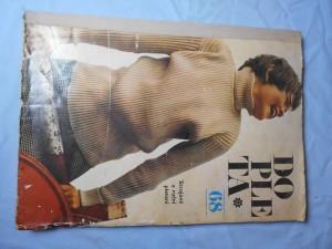 náhled knihy - Dopleta: strojové a ruční pletení