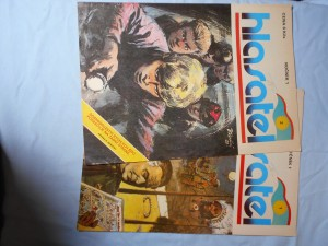 náhled knihy - Hlasatel - čtrnactideník pro chlapce a děvčata, ročník 1. a 2.