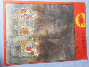 náhled knihy - Bacha chlapi, slunce - Magazín dikobrazu